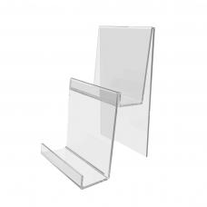 Подставка под кошельки (наклонная двухъярусная), РТ 03022