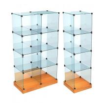Стекляные кубы