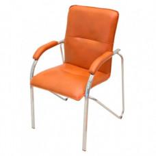 Стул-кресло Самба (кожзам подлокотники)