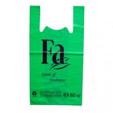 Пакет-майка «Фа» (ПНД 22 и 26 микрон, 100 шт.), PM-fa