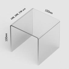 Подиум прямоугольный (ступени 100*100)
