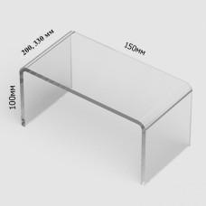 Подиум прямоугольный (ступени 100*150)
