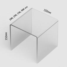 Подиум прямоугольный (ступени 150*150)