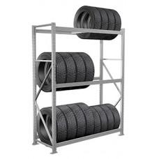 Стеллаж для колес R14-R16