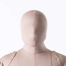 Голова к манекену Monica на магните (бежевый), PM-Monica-whead