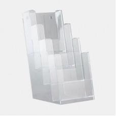 Накопитель для печатной продукции 4-секционный (ф. 1/3А4, А5, А4), SLDA