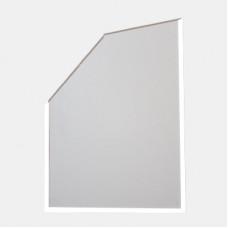 Держатель настенный для тонких журналов (вертикальное расположение), БП 10061 (-10051, -10041)