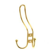 Крючок 3-х рожковый для примерочной EK-857044 (золото)