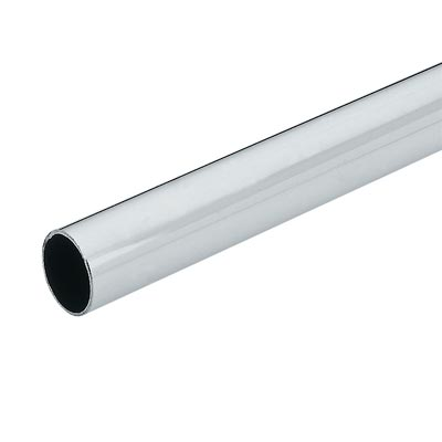 Труба хром d25мм, длина 3000мм, толщина стенки 1мм