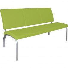 Офисный диван М124-043  трехместный