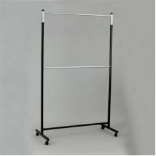 Напольная вешалка стойка для магазина СТ-125Н-Л