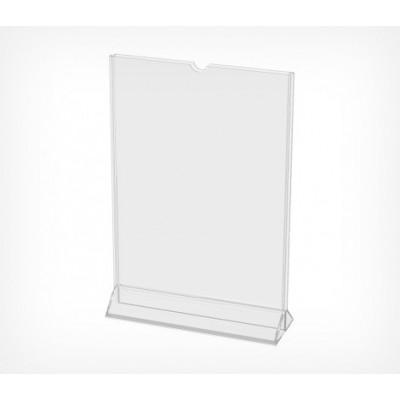 Подставка под меню с верхней загрузкой (менюхолдер) А4