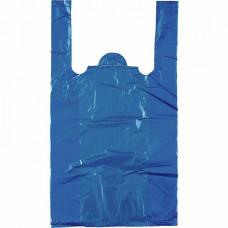 Пакет-майка без печати МИКС, 24*44см 13мкм