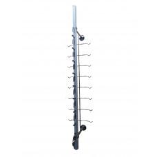 Стойка для очков с замками, вместимость 8 штук, HG168-8