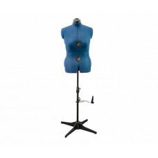 Манекен женский раздвижной (50-58 B (M)), Tailormade B (M) Sapphire Blue