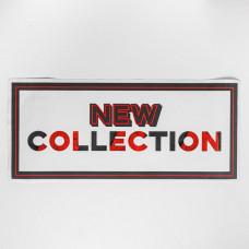 Наклейки для витрин New collection