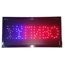 """Вывеска светодиодная LED """"ПИВО"""", 220V"""
