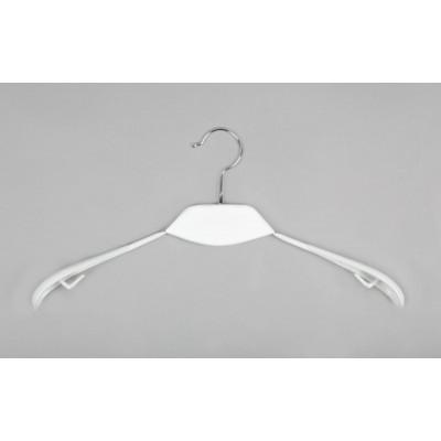 Вешалка-плечики SHL010(бел)