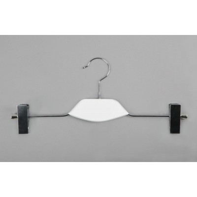 Вешалка-зажим для одежды SHL030(бел)