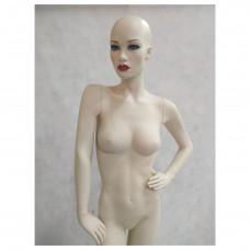 Женский манекен с макияжем в полный рост,  Pose 2