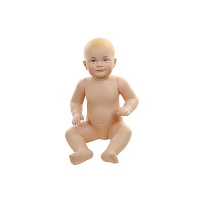 Манекен детский, скульптурный (с макияжем), Baby 2