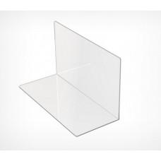 Разделитель пластиковый L-образный повышенной прочности