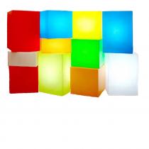 Демонстрационные кубы и цилиндры Rotart