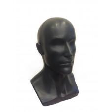 Манекен голова (мужская, обхват: 56 см), HM-1