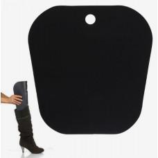 Вставка в обувь 24*24 см, цвет черный