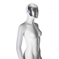 Манекен женский со сменным лицом / F-06
