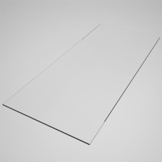 Полка стекло для рамы GLPR 42