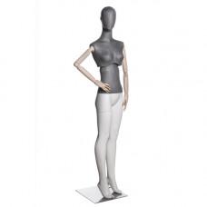 Женский манекен с подвижным торсом F-02