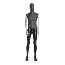 Мужской манекен с подвижным торсом M-01