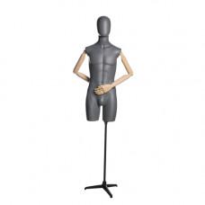 Манекен мужской удлиненный на подставке John 06