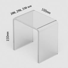 Подиум прямоугольный (ступени 150*100)