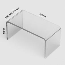 Подиум прямоугольный (ступени 50*100)