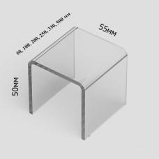 Подиум прямоугольный (ступени 50*55)