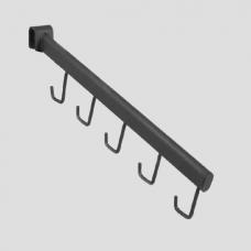 Кронштейн для овальной трубы, для сумок U5015N