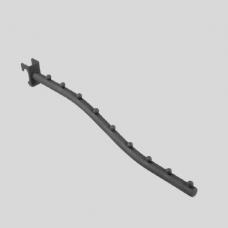 Кронштейн для овальной трубы, 9 шариков U8502N