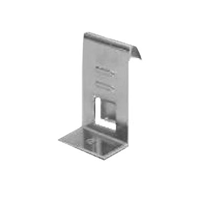 Кронштейн для полок из ДСП или стекла, FG 601 (type 9)