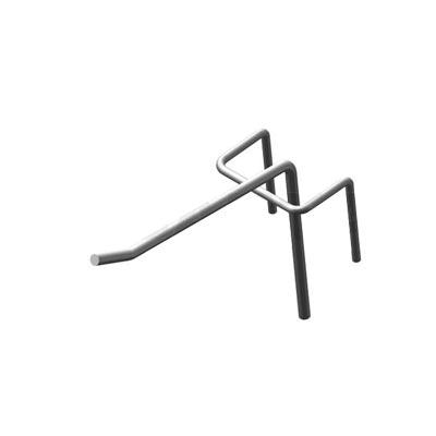 Крючок штыревой (длина 75, 175, 275 мм), K01/K02/K03