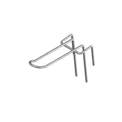 Крючок язычковый (длина 75, 175, 275 мм), K05-07