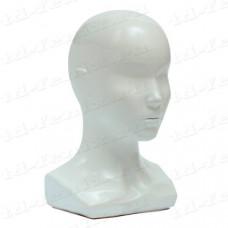 Голова женская глянцевая (обхват 52 см), Г-401