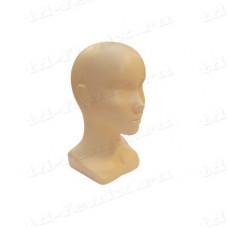 Манекен голова (женская, обхват: 52 см), SH-120