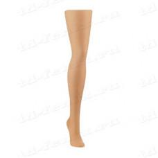 Манекен нога женская (с утяжелителем), JAMBES Тип 104/Z