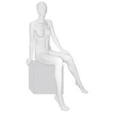 Манекен женский, сидячий FR-08F-01G