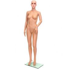 Манекен женский с макияжем Nova Plastic F-3