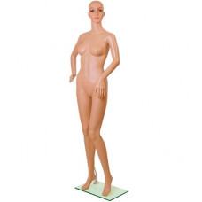 Манекен женский с макияжем Nova Plastic F-8