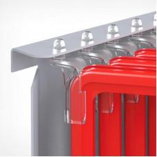 Клипса для крепления рамок в перекидных системах, INFO CLIP