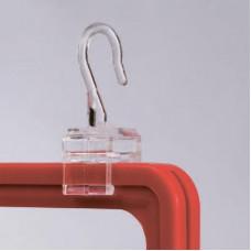 Держатель рамки с крючком для подвешивания (длина крючка: 30 мм), SHT302 (HEHC)